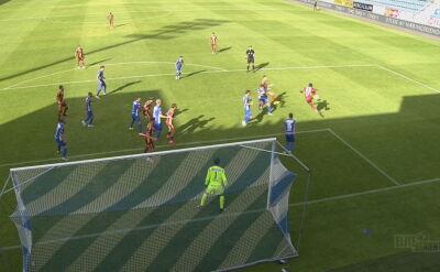 Kosmiczny gol w lidze norweskiej. Coulibaly zdobył bramkę piętą