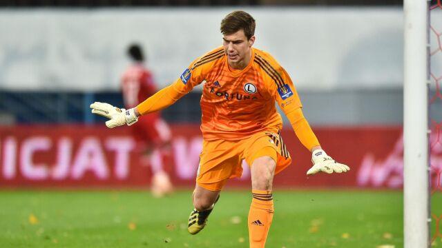 Majecki pożegnał się z Legią, w środę pierwszy trening w AS Monaco