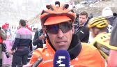 Victor de la Parte po 13. etapie Giro d'Italia