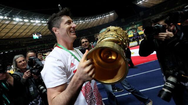 Lewandowski: zrobiliśmy wszystko, aby wywalczyć dublet