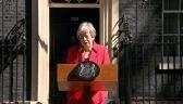 May ogłosiła swoją rezygnację