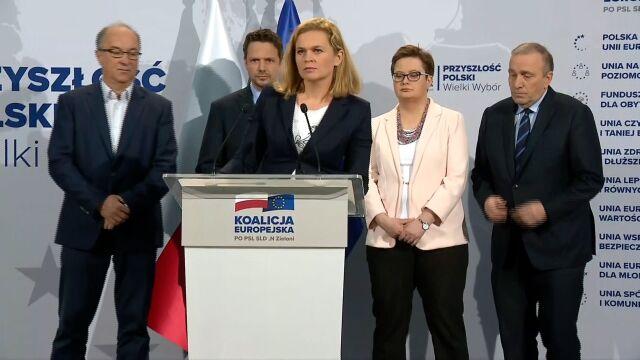 Nowacka: mamy szansę na uporządkowanie Polski po PiS-ie