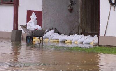Podtopienia po ulewach. W Małopolsce odbędzie się posiedzenie sztabu kryzysowego