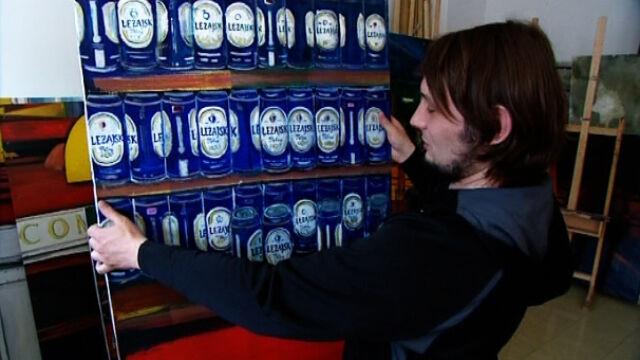 Za malowane piwo do prokuratury
