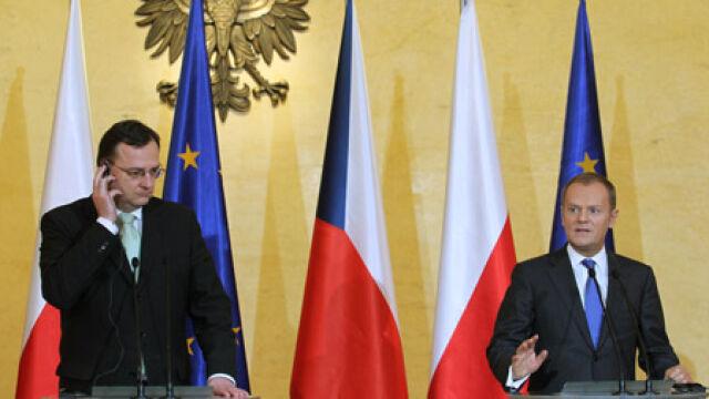 Tusk: Polska kilka lat za Czechami