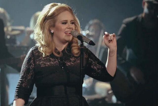 """Adele najlepsza. 12 nagród """"Billboardu"""""""