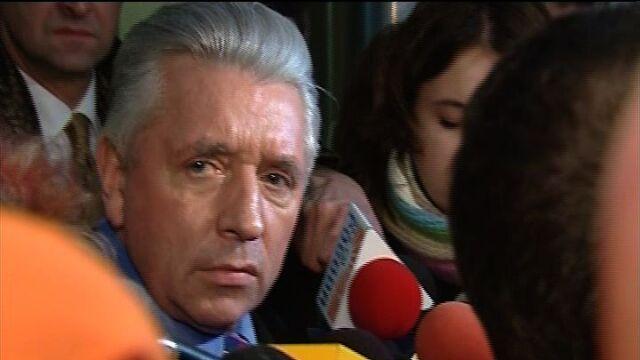 Lepper opuścił prokuraturę z dwoma zarzutami