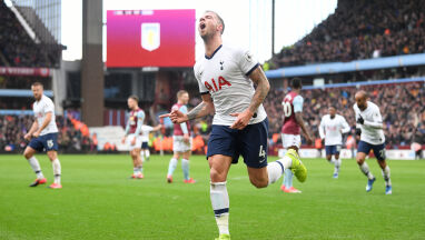Gol w ostatniej akcji meczu. Tottenham uratowany