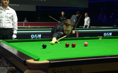 Setka Trumpa w 3. rundzie Welsh Open