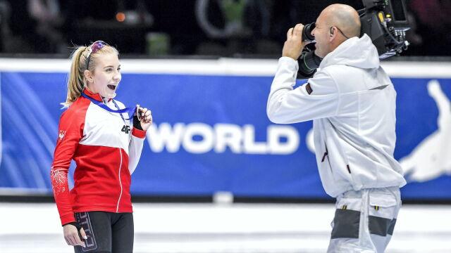 """Życiowy sukces 19-letniej Polki w Pucharze Świata. """"Początek czegoś pięknego"""""""