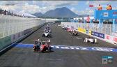 Start drugiego wyścigu w Puebla E-Prix