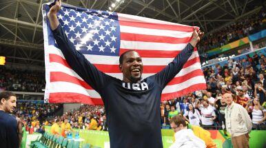 Amerykanie będą straszyć. Gwiazdy NBA jadą na igrzyska