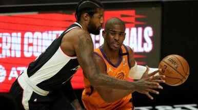 Powrót lidera nie pomógł. Clippers z pierwszą wygraną w finale Zachodu