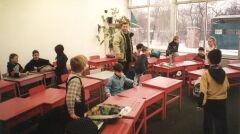 """""""Maliniak"""" - jedna z sal dla dzieci klas 1-3"""