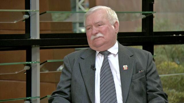 Wałęsa chroniony uchwałą Sejmu?  Pomysł PO odrzucony przez komisję