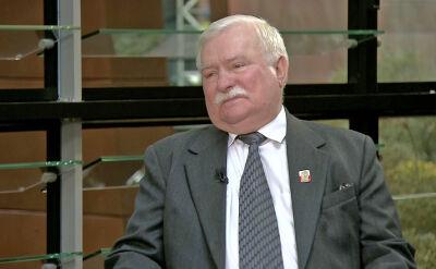 Wałęsa: Nie byłem agentem. Przysięgam!