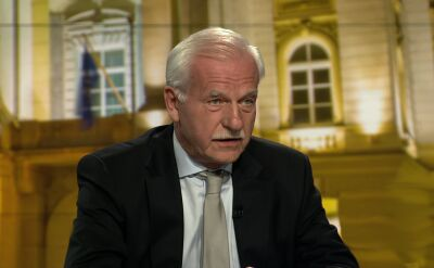 Olechowski chwali Tuska: na pierwszym planie nie wizerunek, lecz państwo