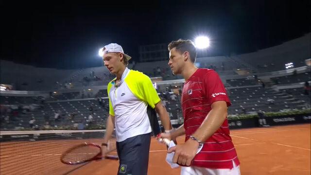 Schwartzman awansował do finału turnieju ATP w Rzymie