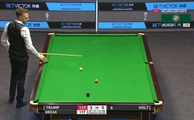 Setka Trumpa w 3. rundzie European Masters