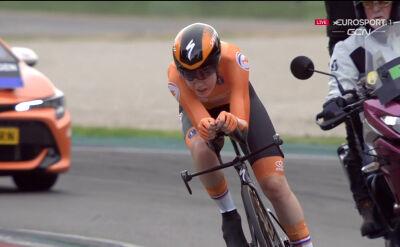 Van der Breggen mistrzynią świata w jeździe indywidualnej na czas
