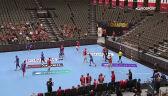 Skrót meczu Aalborg Handbold - HC Motor w 2. kolejce Ligi Mistrzów piłkarzy ręcznych