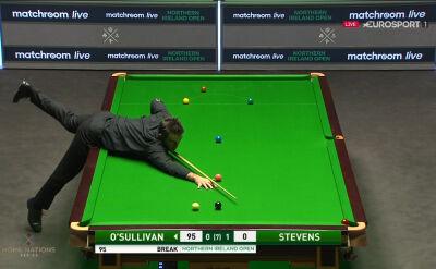 Setka O'Sullivana w 3. rundzie Northern Ireland Open