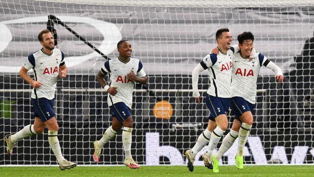 Gwiazdy Mourinho znów błyszczały pełnym blaskiem. Hit i fotel lidera dla Tottenhamu
