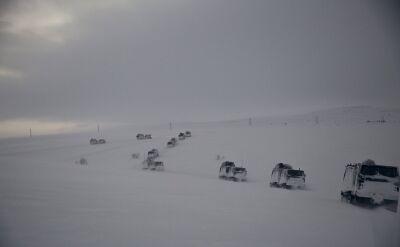 Ćwiczenia wojska USA w Norwegii