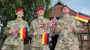 Nawet po Brexicie Brytyjczycy chcą być blisko Niemców