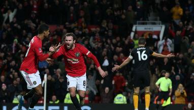 Skromna wygrana Manchesteru United. Jest w kolejnej rundzie Pucharu Anglii