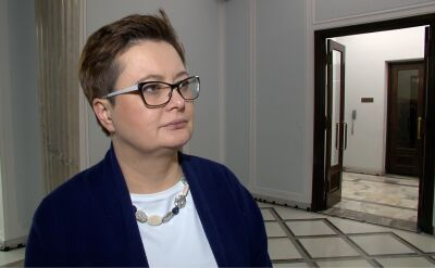 Lubnauer o planowanych oględzinach list poparcia do nowej KRS
