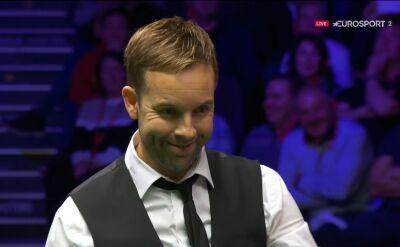 Carter awansował do finału turnieju Masters