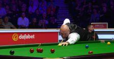 Ogromne szczęście Binghama w półfinale turnieju Masters
