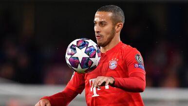 Bayern zaakceptował  ofertę za Thiago