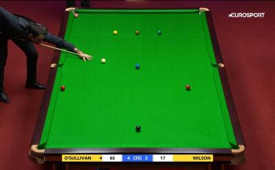Setka O'Sullivana w siódmym frejmie finału mistrzostw świata