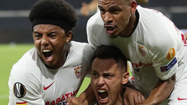 Komplet półfinalistów. Sevilla i Szachtar uzupełniły stawkę