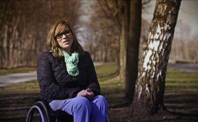 """Niepełnosprawna miss namawia do startu w charytatywnym biegu """"Wings for life"""""""