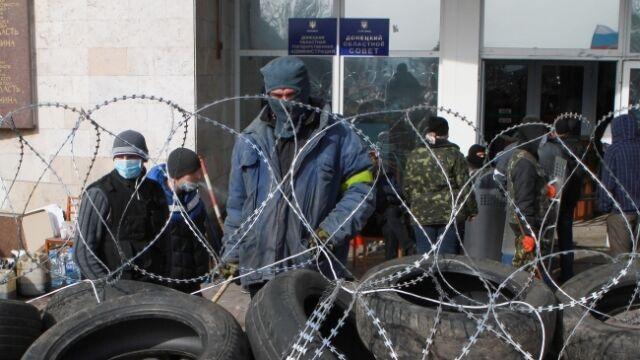Ukraiński oficer zabity przez rosyjskiego żołnierza na Krymie
