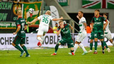 Lechia grała do końca i wywiozła punkt z Wrocławia