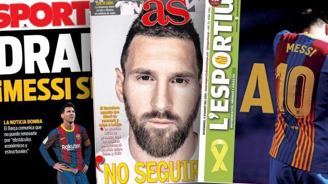 """""""Domagamy się poznania całej prawdy"""". Prezes Barcelony ma się tłumaczyć w sprawie Messiego"""