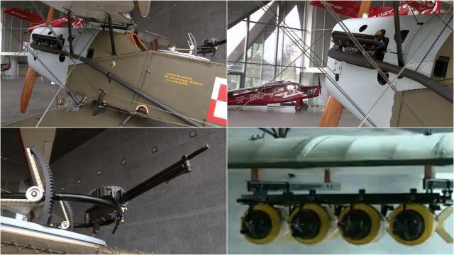 Walczył w bitwie warszawskiej, teraz trafił na wystawę. Bristol F.2B Fighter jak nowy