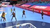 Skrót meczu Holandia - Rumunia w drugiej fazie grupowej ME w piłce ręcznej kobiet