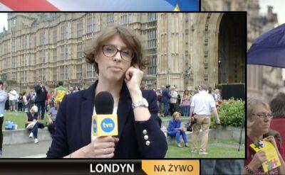 """""""Decyzja Brytyjczyków jest dużym bólem głowy dla Warszawy"""""""