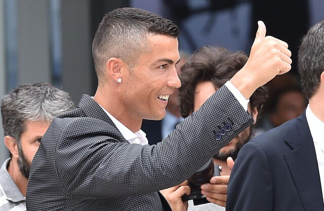 Transfer Ronaldo już się spłaca. Turyn szaleje na punkcie koszulek