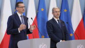 Morawiecki: nie zauważyłem ustępstw Donalda Trumpa