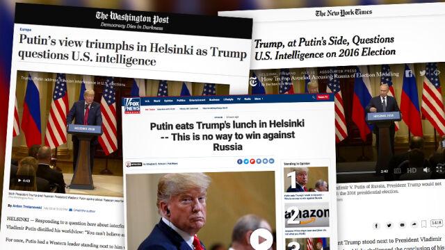 Amerykańskie media: nawet doradcy Trumpa