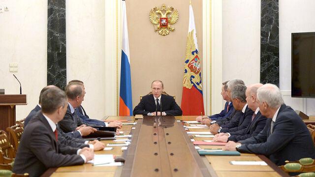 O decentralizacji Ukrainy na posiedzeniu rosyjskiej Rady Bezpieczeństwa
