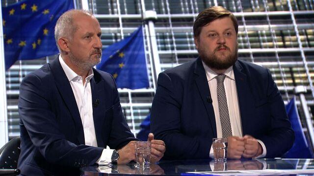 """Sławomir Neumann i Piotr Apel byli gośćmi """"Faktów po Faktach"""""""