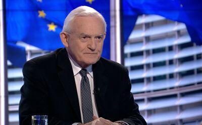 Miller o kampanii wyborczej PiS do europarlamentu