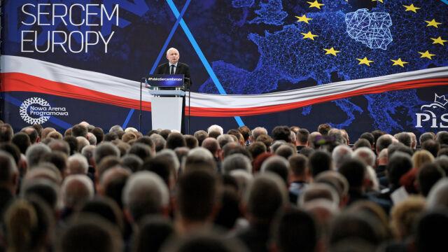 Kaczyński: nasi przeciwnicy atakują rodziny, atakują nawet dzieci